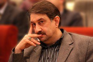 حسین سلیمی - رئیس دانشگاه علامه طباطبائی